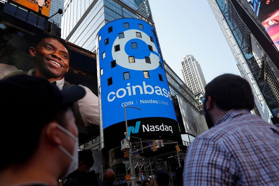Coinbase options launch draws robust volume