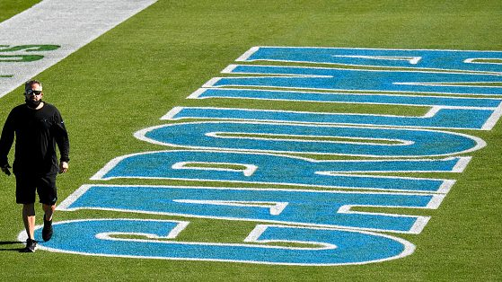 Panthers will be playing on new surface with Bank of America Stadium switching to turf